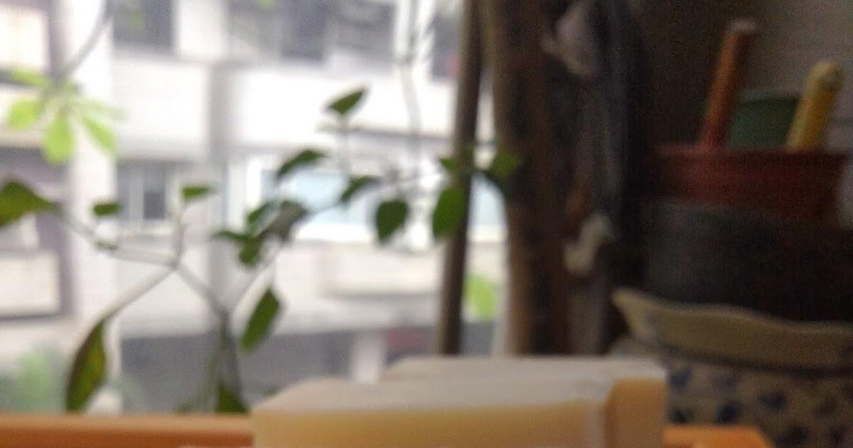 蘭の手工皂日誌: 2014-02-15 第一次打皂 - 護手配方家事皂